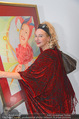 Brigitte Just Ausstellung - Looshaus - Mi 06.05.2015 - Andrea BUDAY24