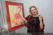 Brigitte Just Ausstellung - Looshaus - Mi 06.05.2015 - Andrea BUDAY25