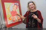 Brigitte Just Ausstellung - Looshaus - Mi 06.05.2015 - Andrea BUDAY26