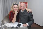 Brigitte Just Ausstellung - Looshaus - Mi 06.05.2015 - Andrea BUDAY, Ralph VALLON27