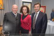 Brigitte Just Ausstellung - Looshaus - Mi 06.05.2015 - Reinhard KARL, Konstanze BREITEBNER, Ralph VALLON41