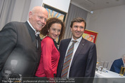 Brigitte Just Ausstellung - Looshaus - Mi 06.05.2015 - Reinhard KARL, Konstanze BREITEBNER, Ralph VALLON42