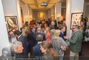 Brigitte Just Ausstellung - Looshaus - Mi 06.05.2015 - 51