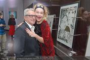 Brigitte Just Ausstellung - Looshaus - Mi 06.05.2015 - Gerhard HARTINGER, Andrea BUDAY53