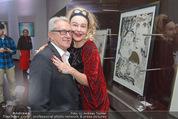 Brigitte Just Ausstellung - Looshaus - Mi 06.05.2015 - Gerhard HARTINGER, Andrea BUDAY54