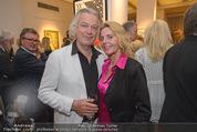 Brigitte Just Ausstellung - Looshaus - Mi 06.05.2015 - Peter HOFBAUER, Maria LAHR55