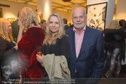 Brigitte Just Ausstellung - Looshaus - Mi 06.05.2015 - Susanne MICHEL, Manfred AINEDTER58