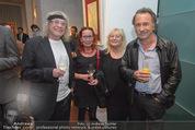 Brigitte Just Ausstellung - Looshaus - Mi 06.05.2015 - Helmut R�HRLING (SCHIFFKOWITS), Gert und Ingrid STEINB�CKER6