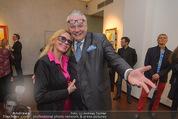 Brigitte Just Ausstellung - Looshaus - Mi 06.05.2015 - Maria LAHR, Johann GOLOB61