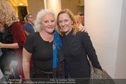Brigitte Just Ausstellung - Looshaus - Mi 06.05.2015 - Marika LICHTER, Sissy MAYRHOFFER63