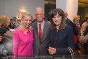 Brigitte Just Ausstellung - Looshaus - Mi 06.05.2015 - Birgit KURAS, Martina und Werner FASSLABEND66