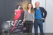 Tosca Pressefrühstück - Art for Art - Do 07.05.2015 - Amra BERGMAN, Robert DORNHELM11