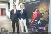 Tosca Pressefrühstück - Art for Art - Do 07.05.2015 - Maren HOFMEISTER, Michael G�TTLER12