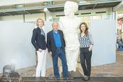 Tosca Pressefrühstück - Art for Art - Do 07.05.2015 - Amra BERGMAN, Maren HOFMEISTER, Robert DORNHELM13