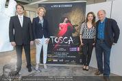 Tosca Pressefrühstück - Art for Art - Do 07.05.2015 - Amra BERGMAN, Maren HOFMEISTER, Michael G�TTLER, Robert DORNHEL2