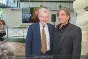 Tosca Pressefrühstück - Art for Art - Do 07.05.2015 - Josef KIRCHBERGER, Norbert BLECHA23