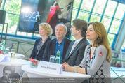 Tosca Pressefrühstück - Art for Art - Do 07.05.2015 - Amra BERGMAN, Maren HOFMEISTER, Michael G�TTLER, Robert DORNHEL24