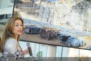 Tosca Pressefrühstück - Art for Art - Do 07.05.2015 - Amra BERGMAN40