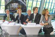 Tosca Pressefrühstück - Art for Art - Do 07.05.2015 - Amra BERGMAN, Maren HOFMEISTER, Michael G�TTLER, Robert DORNHEL45