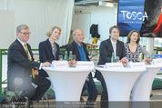 Tosca Pressefrühstück - Art for Art - Do 07.05.2015 - 49