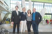 Tosca Pressefrühstück - Art for Art - Do 07.05.2015 - Amra BERGMAN, Maren HOFMEISTER, Michael G�TTLER, Robert DORNHEL6