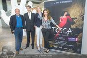 Tosca Pressefrühstück - Art for Art - Do 07.05.2015 - Amra BERGMAN, Maren HOFMEISTER, Michael G�TTLER, Robert DORNHEL9
