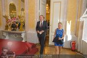 Lee Miller Ausstellung - Albertina - Do 07.05.2015 - Klaus Albrecht und Nina SCHR�DER2