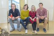 Schneekönigin Presseprobe - Ankerbrot Fabrik - Di 12.05.2015 - Karsten JANUSCHKE, Christiane LUTZ, Hauptdarsteller1
