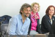 Schneekönigin Presseprobe - Ankerbrot Fabrik - Di 12.05.2015 - Jonas KAUFMANN, Maren HOFMEISTER13
