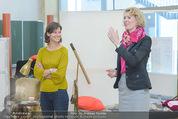 Schneekönigin Presseprobe - Ankerbrot Fabrik - Di 12.05.2015 - Christiane LUTZ, Maren HOFMEISTER24