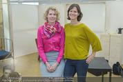 Schneekönigin Presseprobe - Ankerbrot Fabrik - Di 12.05.2015 - Christiane LUTZ, Maren HOFMEISTER4