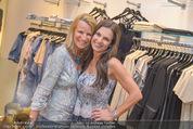 Bettina Assinger Kollektion - Jones Store - Di 12.05.2015 - Doris ROSE, Bettina ASSINGER1