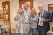 Bettina Assinger Kollektion - Jones Store - Di 12.05.2015 - Evelyn und Leo HILLINGER, Doris und Gabor ROSE100