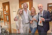 Bettina Assinger Kollektion - Jones Store - Di 12.05.2015 - Evelyn und Leo HILLINGER, Doris und Gabor ROSE101