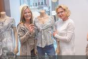 Bettina Assinger Kollektion - Jones Store - Di 12.05.2015 - Petra WRABETZ, Eva WEGROSTEK106