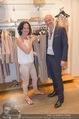Bettina Assinger Kollektion - Jones Store - Di 12.05.2015 - Eva GLAWISCHNIG, Gabor ROSE110