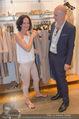Bettina Assinger Kollektion - Jones Store - Di 12.05.2015 - Eva GLAWISCHNIG, Gabor ROSE111