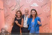 Bettina Assinger Kollektion - Jones Store - Di 12.05.2015 - Vera RUSSWURM, Gabor ROSE54