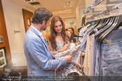 Bettina Assinger Kollektion - Jones Store - Di 12.05.2015 - Bettina ASSINGER, Veith MOSER58
