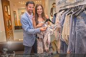 Bettina Assinger Kollektion - Jones Store - Di 12.05.2015 - Bettina ASSINGER, Veith MOSER62