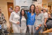 Bettina Assinger Kollektion - Jones Store - Di 12.05.2015 - Barbara REICHARD, Eva WEGROSTEK, Doris ROSE, Vera RUSSWURM65