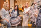 Bettina Assinger Kollektion - Jones Store - Di 12.05.2015 - Barbara REICHARD, Eva WEGROSTEK, Doris ROSE66