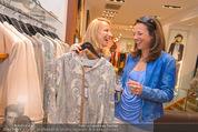 Bettina Assinger Kollektion - Jones Store - Di 12.05.2015 - Doris ROSE, Vera RUSSWURM71