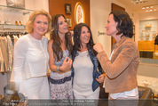 Bettina Assinger Kollektion - Jones Store - Di 12.05.2015 - Eva WEGROSTEK, Bettina ASSINGER, B. REICHARD, Eva GLAWISCHNIGG85