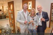 Bettina Assinger Kollektion - Jones Store - Di 12.05.2015 - Leo HILLINGER, Doris und Gabor ROSE98