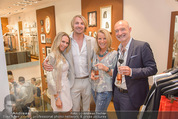 Bettina Assinger Kollektion - Jones Store - Di 12.05.2015 - Evelyn und Leo HILLINGER, Doris und Gabor ROSE99