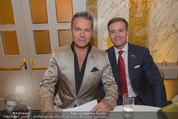 Lifeball Cocktail - Hotel Imperial - Mi 13.05.2015 - Alfons HAIDER, Klaus CHRISTANDL10
