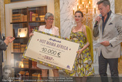Lifeball Cocktail - Hotel Imperial - Mi 13.05.2015 - Alie ELEVELD, Lena HOSCHEK, Alfons HAIDER17