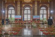 Staatsakt 60 Jahre Staatsvertrag - Oberes Belvedere - Fr 15.05.2015 - 1