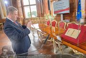 Staatsakt 60 Jahre Staatsvertrag - Oberes Belvedere - Fr 15.05.2015 - Andr� RUPPRECHTER10